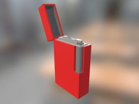 3d Model for printing/game/design