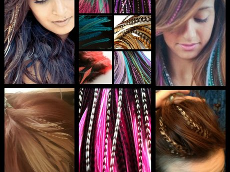CREATIVE HAIR EXTENSIONS
