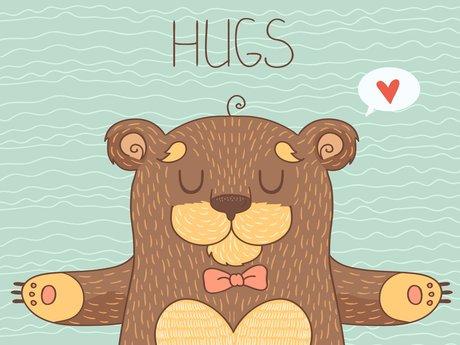 1 big bear hug
