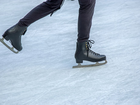Basic Ice skating lessons