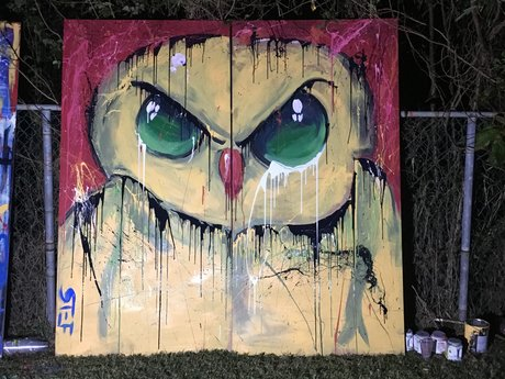 Local Art from Rincon Puerto Rico