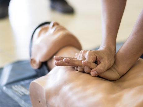 30 mins CPR course Heart and Stroke