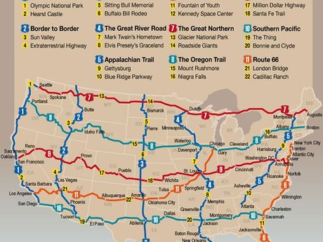 Road Trip Planning