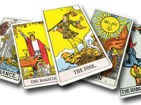 Virtual Tarot Readings
