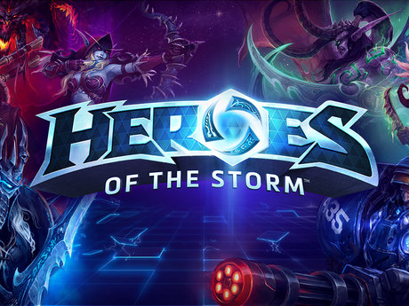 Heroes of the Storm Duo Buddy