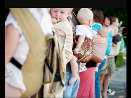 Personalized babywearing consult
