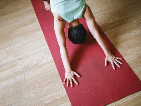 60 minute yoga at your home/office