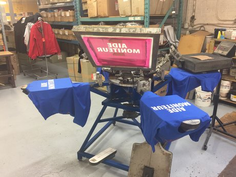 Design your tshirt ready for print