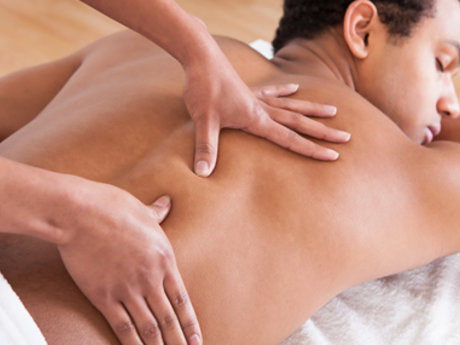 Massage and energy therapy