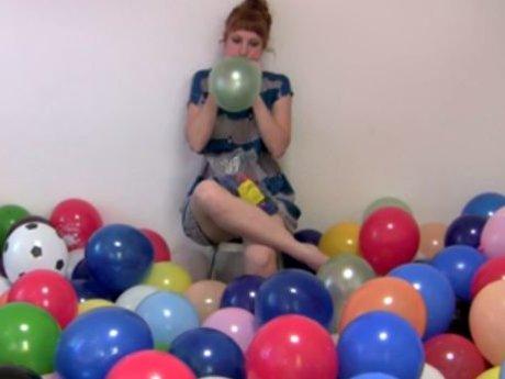 Balloon assistance