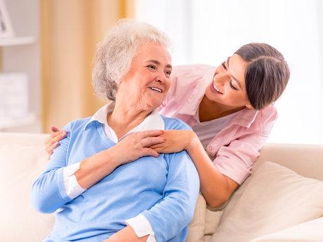 Companion for elderly