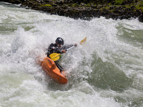 Kayak Guide Harrison/Chilliwack Ar