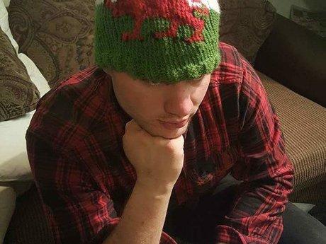 Custom Knitted Beanie