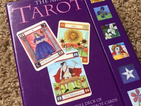A Taste of Tarot: Readings