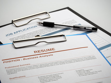 Resume check-up