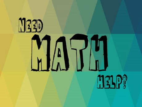 Answer math questions