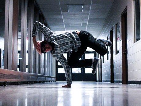 45 min beginner dance lesson