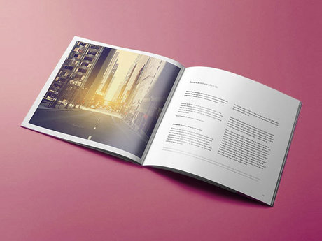 Multi-Page Layout Design