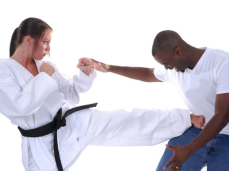 Self-Defense Martial arts Lesson