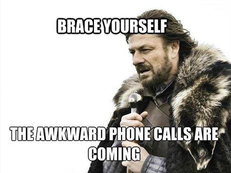 Difficult Phone Calls