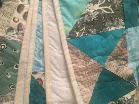 1 hour of basic sewing lessons
