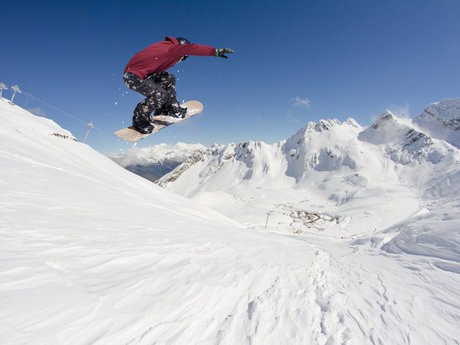 Hit the slopes!