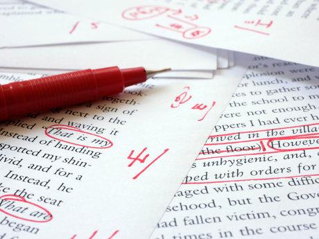 Editor/Writer/Proofreader