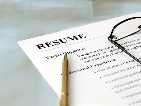 Edit & format your resume
