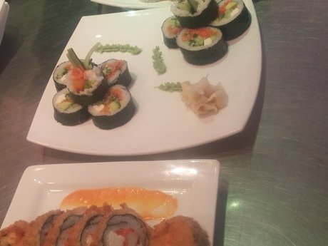 How to make sushi st home