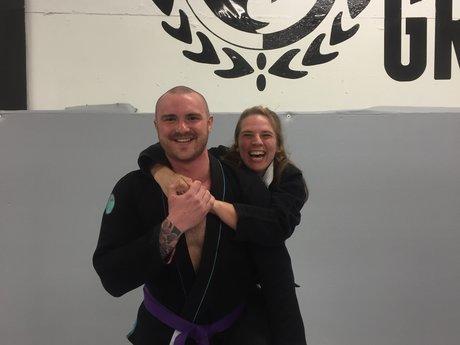 30 min private self defense lesson