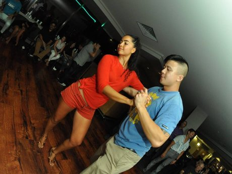 Salsa lessons for the beginner