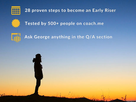 Become an Early Riser Course