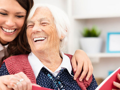 Caregiver! Dementia and Alzheimer's