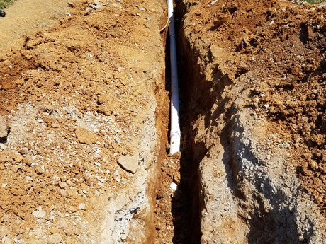 Plumbing: supply and drains