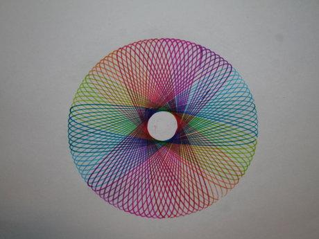 Spirograph art!