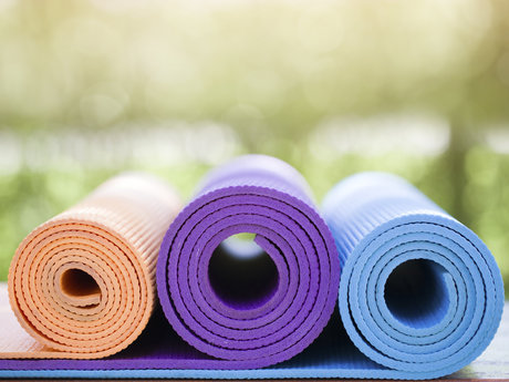 30 minutes to 1 hour Yoga class.