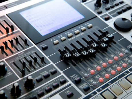 Sound Editor - Consultation