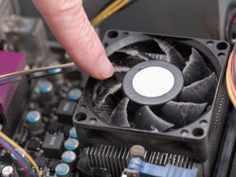 Computer repairman