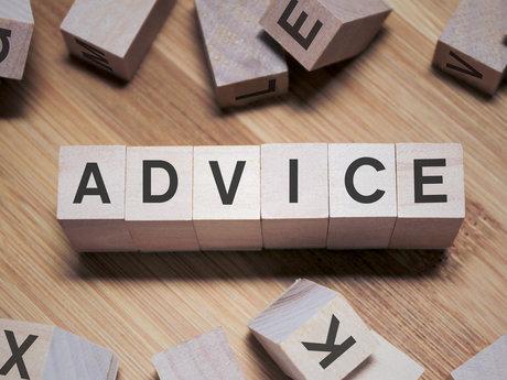 Advice on tough topics