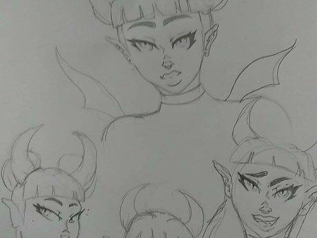 Drawings!
