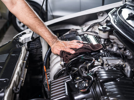Ask an automotive service manager