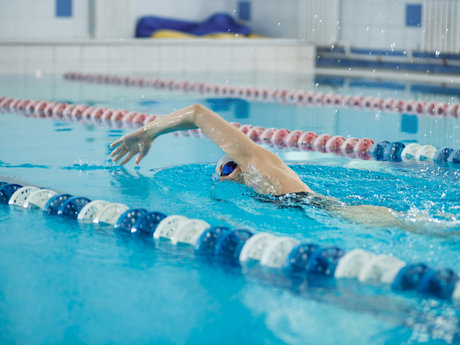 Triathlon Swim Training Plan