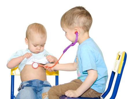School or sports physicals for kids