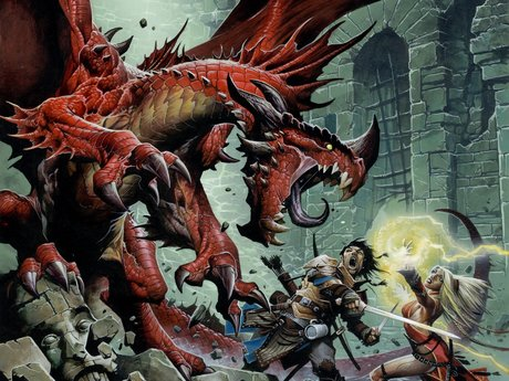 Dungeon master for a one shot