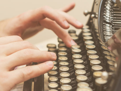 Writing, editing, proofreading
