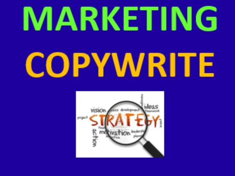 Marketing, Copywriting (advice)