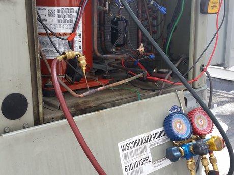 HVAC-R Technician