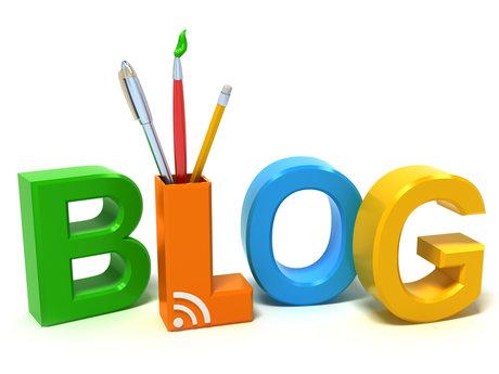 Walk through creating your own blog