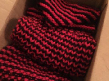 Knitting lesson
