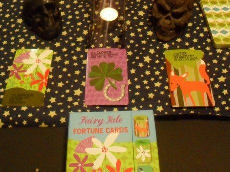 Tarot / Lenormand Reading